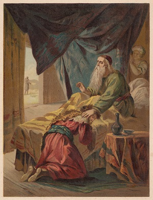 Isaac and Jacob Old Testament